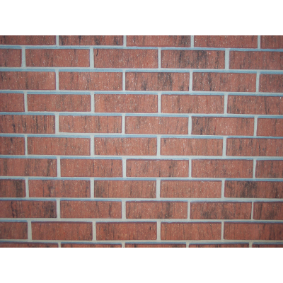 Z-Brick Americana 2-1/4 In. x 8 In. Red Facing Brick