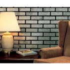 Z-Brick Americana 2-1/4 In. x 8 In. Silver Facing Brick Image 1