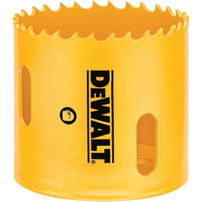 DeWalt 3 In. Bi-Metal Hole Saw