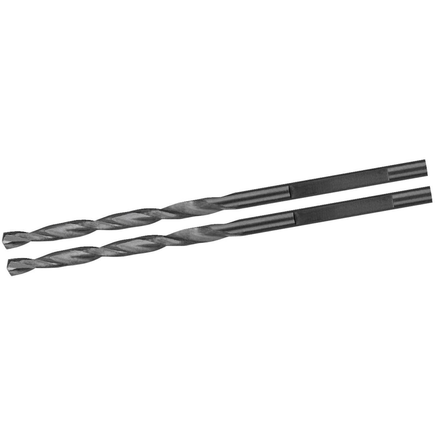 DeWalt #6 Black Oxide Drill & Drive Replacement Drill Bit (2-Pack) Image 1