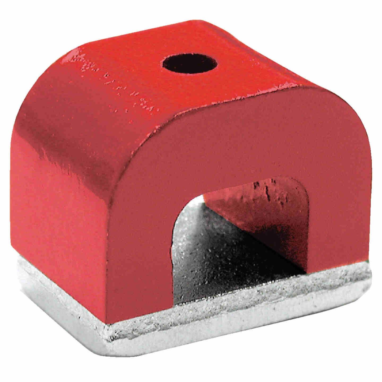 Master Magnetics 13 Lb. Horseshoe Alnico Power Magnet Image 1