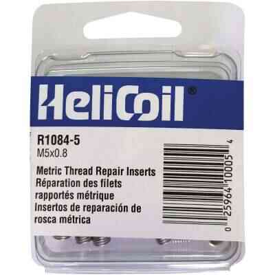 HeliCoil M5 x 0.8 Thread Insert Pack (12-Pack)